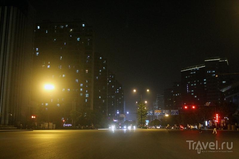Китай: Ханчжоу. Не только озеро / Китай
