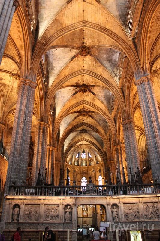 Прогулка по Барселоне / Фото из Испании
