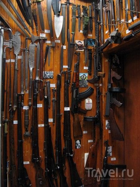 Музей оружия в Запорожье / Украина