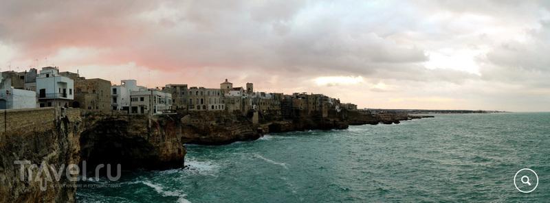 Италия. Полиньяно-а-Маре / Фото из Италии
