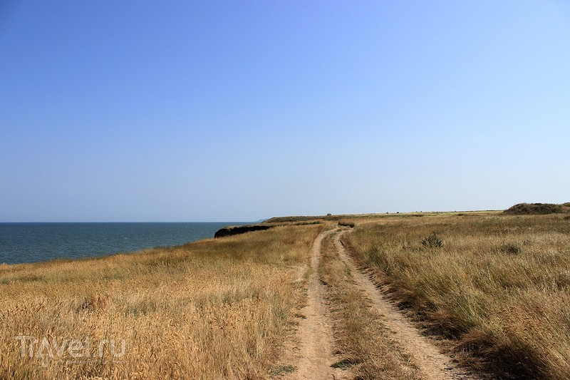 Эльтиген-Героевское. Пляж / Россия