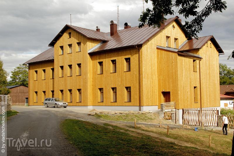 Шумава - Посёлок Прашилы / Фото из Чехии