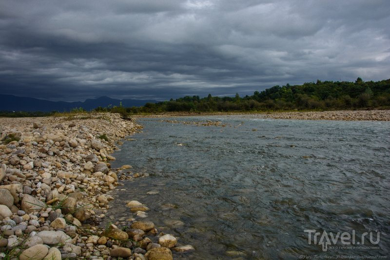 Один день в Пицунде / Абхазия