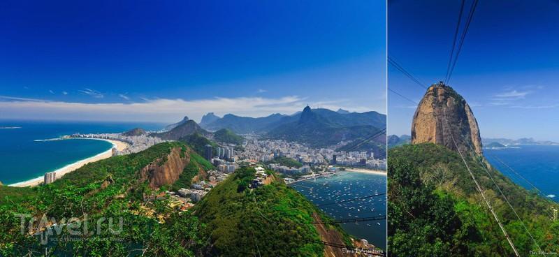 С распростертыми объятиями! Рио де Жанейро / Фото из Бразилии
