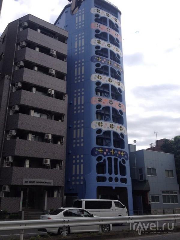 Мое путешествие в Японию / Япония