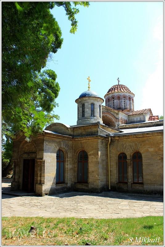 Церковь Иоанна Предтечи в Керчи / Фото из России