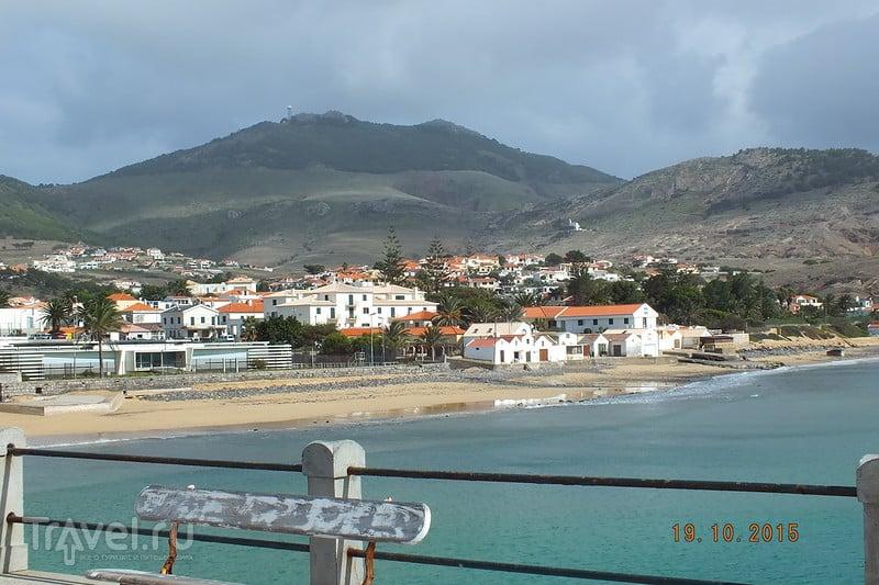 Португалия. Остров Порту-Санту. Город Вила-Балейра / Португалия