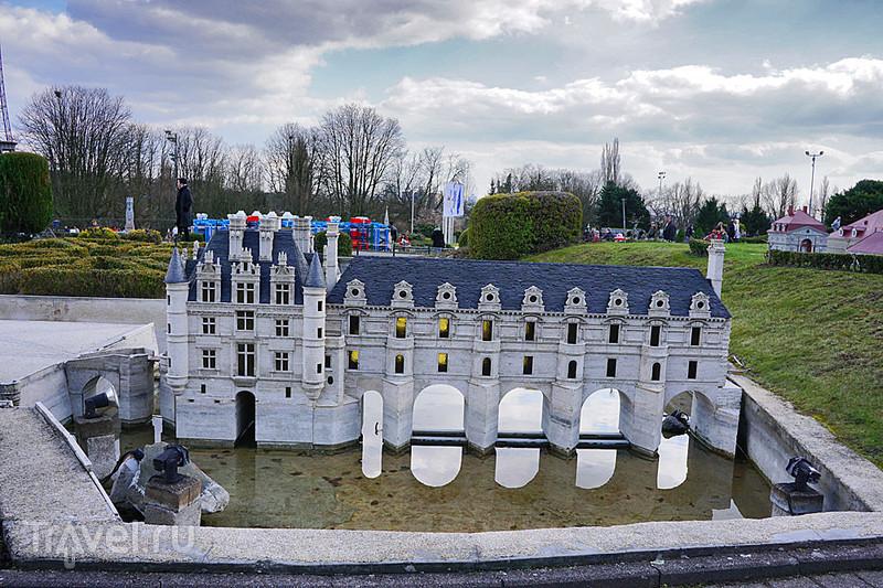 Парк Мини-Европа у подножия Атомиума / Бельгия