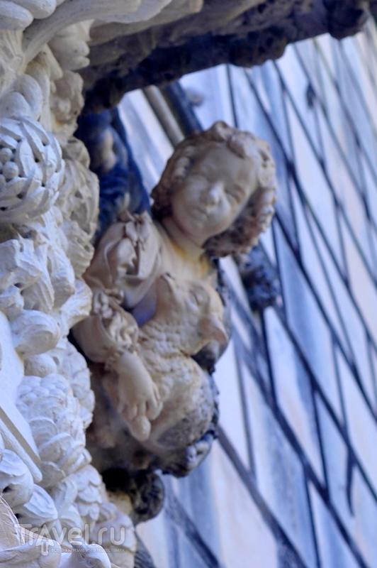 Кинта да Регалейра - мистические символы, скрытые туннели и секретные двери / Португалия