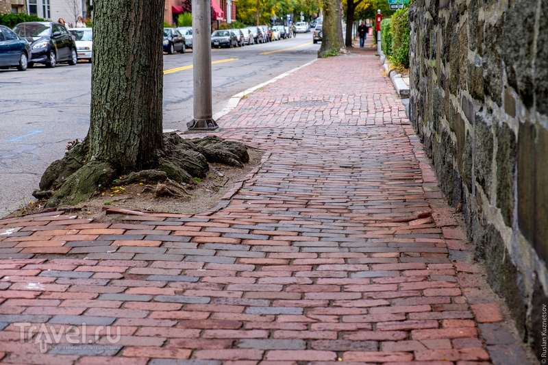 Экскурсия по США. Бостон / Фото из США