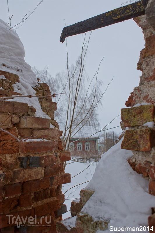 Церковь Флора и Лавра в Свиридово / Россия