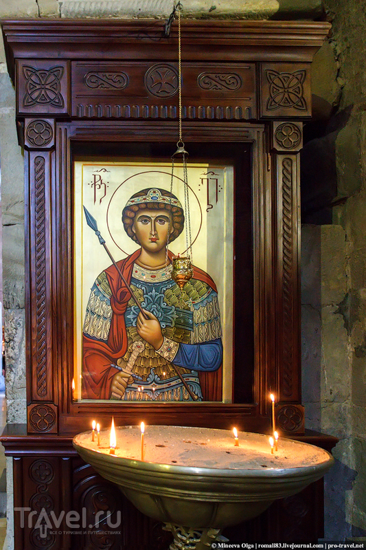 Собор Светицховели, или Храм Двенадцати Апостолов в Грузии / Фото из Грузии