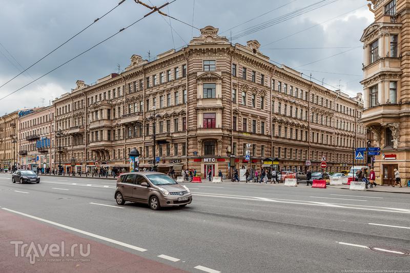 Санкт-Петербург глазами туриста: Невский и стрелка Васильевского / Фото из России