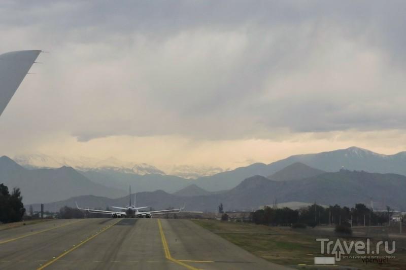 Летайте на остров Пасхи самолётами ЛАН! / Чили