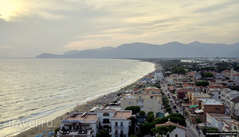 От Рима до Неаполя. Сперлонга и Гаэта / Италия