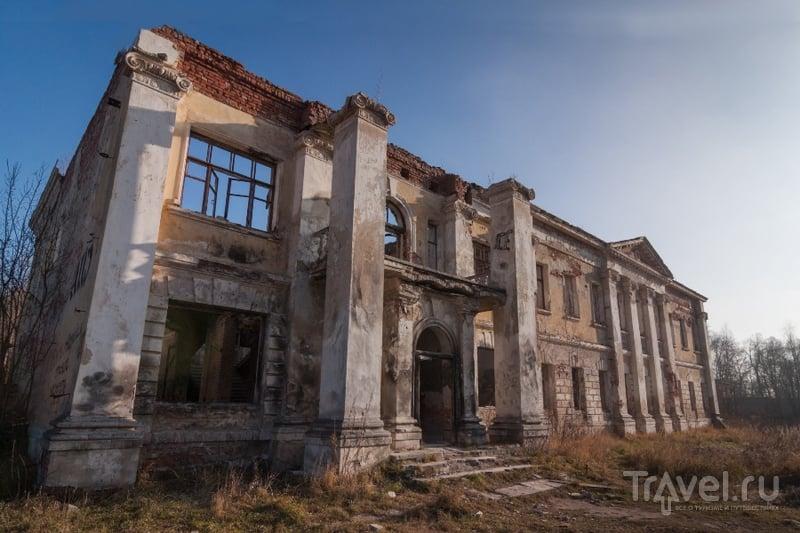 Усадьба Гребнево / Фото из России