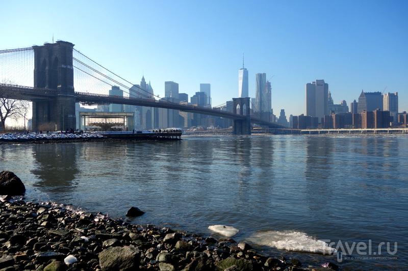 Знакомимся с Нью Йорком / Фото из США