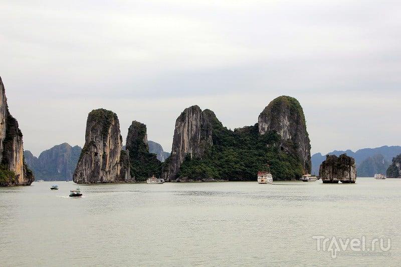 Вьетнам. В Халонг на один день из Ханоя / Фото из Вьетнама