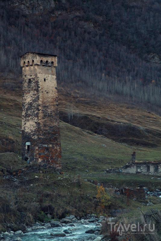 Ушгули. Грузия / Фото из Грузии