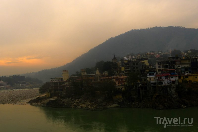 Ришикеш, штат Уттаракханд, Индия / Индия