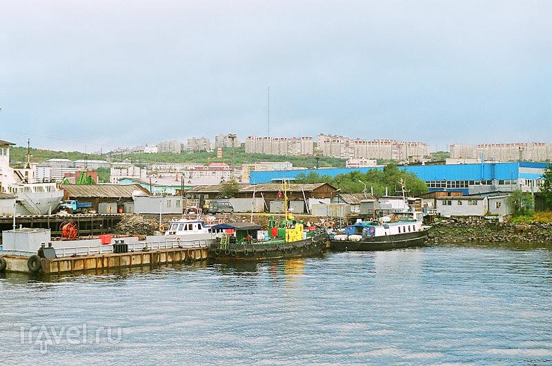 Мурманский порт / Россия
