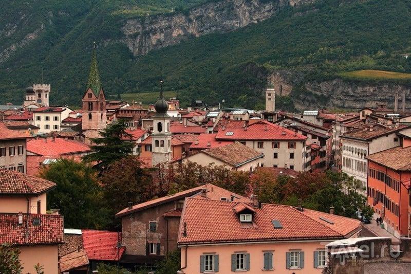 Тренто - ворота в Доломиты / Фото из Италии