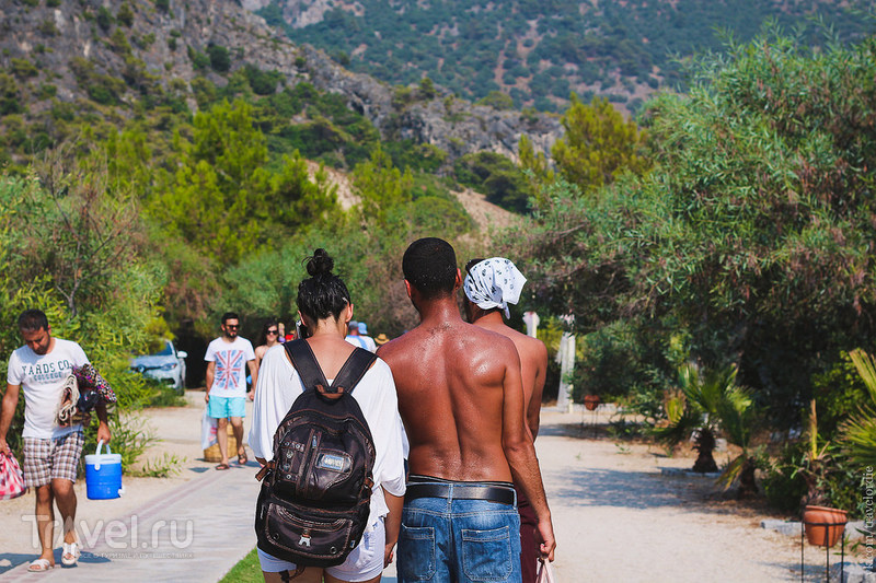 Пляжи Олюдениза. Голубая лагуна и Бельджекиз / Фото из Турции