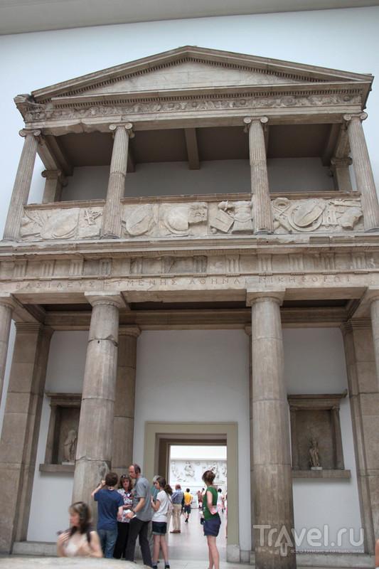 Пергамский музей / Фото из Германии