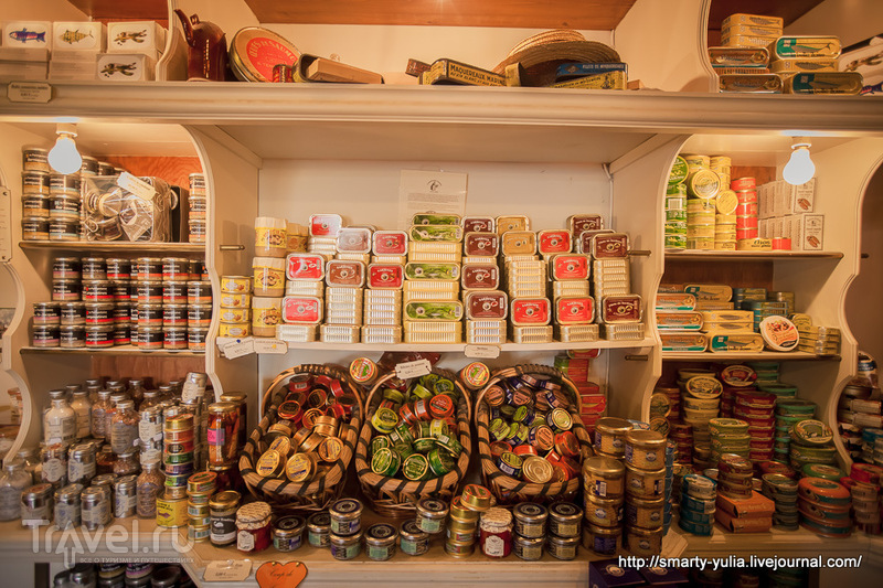 Нормандия: Дом бисквита Burnouf / Фото из Франции