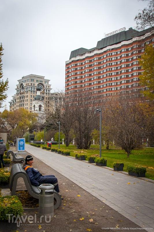 Музеон: парк искусств / Фото из России