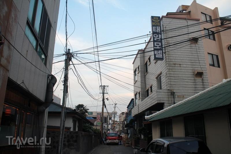 Корея: остров Чеджу. Адаптация / Южная Корея