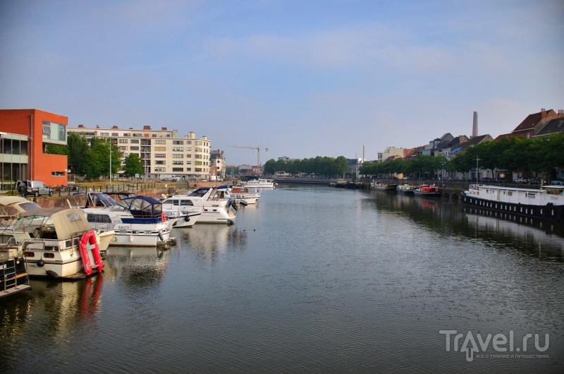 Евро-2015 в картинках: Гент, Бельгия / Фото из Бельгии