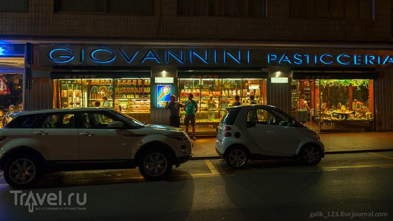 Витрины Монтекатини / Италия