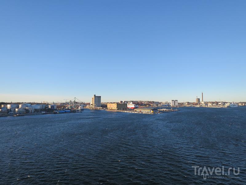 Стокгольм, декабрь 2015 / Фото из Швеции