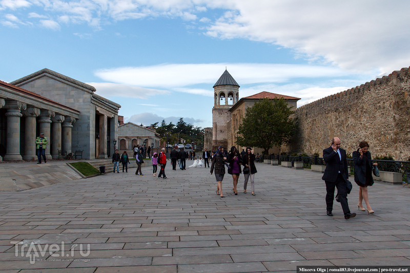 Мцхета - первая столица Грузии / Фото из Грузии