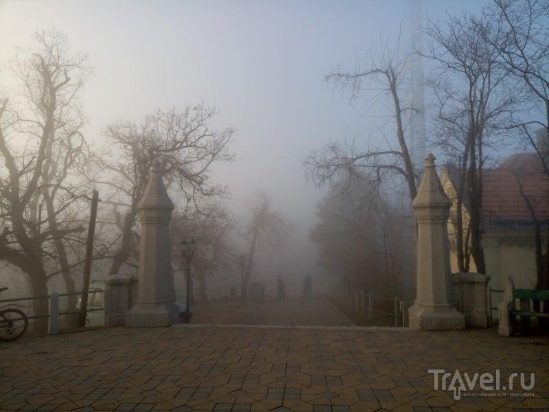 Загадочная гора Янош и башня Эржебет / Фото из Венгрии