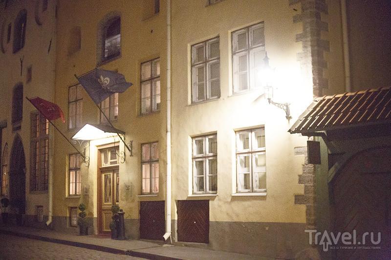 Старый Таллин, три сестры и Bordoo / Эстония