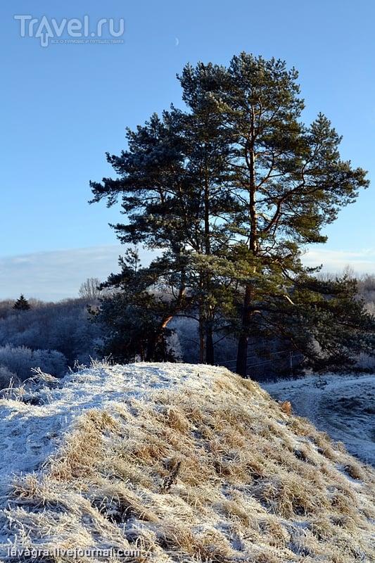 Белоснежный Кярнаве или как увидеть избитую туристическую достопримечательность в ином свете / Фото из Литвы