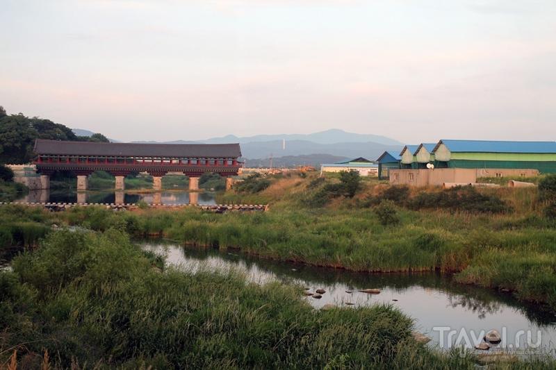 Корея: Кёнджу. Корейский Суздаль / Южная Корея