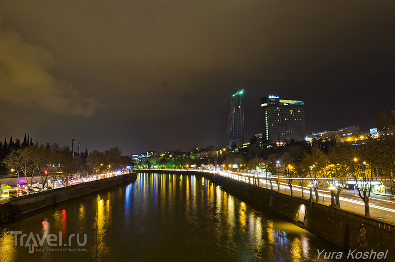 Первое знакомство с Тбилиси / Фото из Грузии