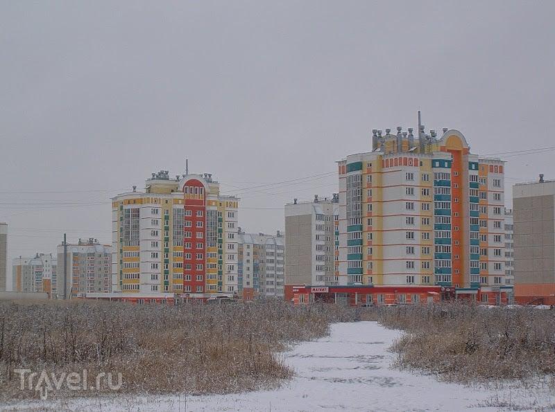 Орёл. Город Алроса / Россия