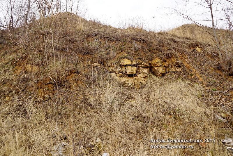 Каменоломни у Григорово / Фото из России