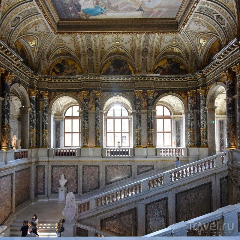 Вена. Музей истории искусств / Фото из Австрии