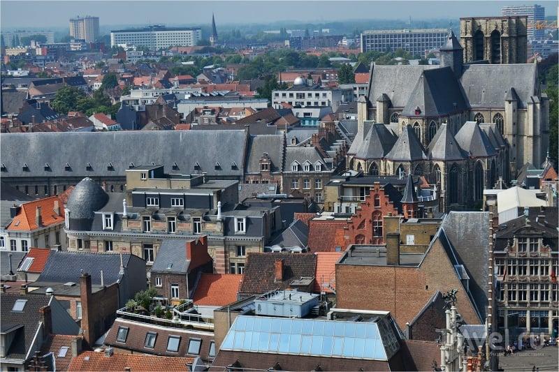 Евро-2015 в картинках: Белфорт, Гент, Бельгия / Фото из Бельгии