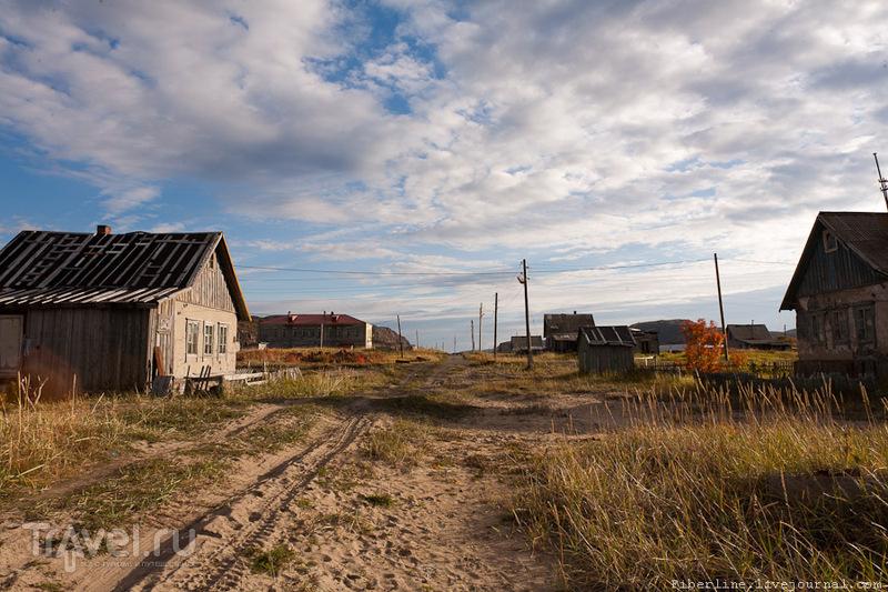 Териберка - Логово Левиафана / Фото из России