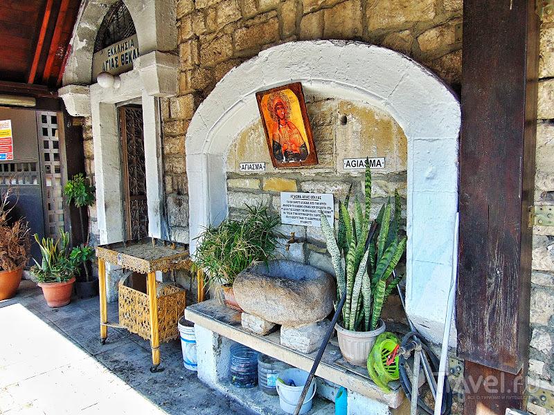 Исторический памятник: комплекс складских и производственных зданий в Старом порту Лимассола / Кипр