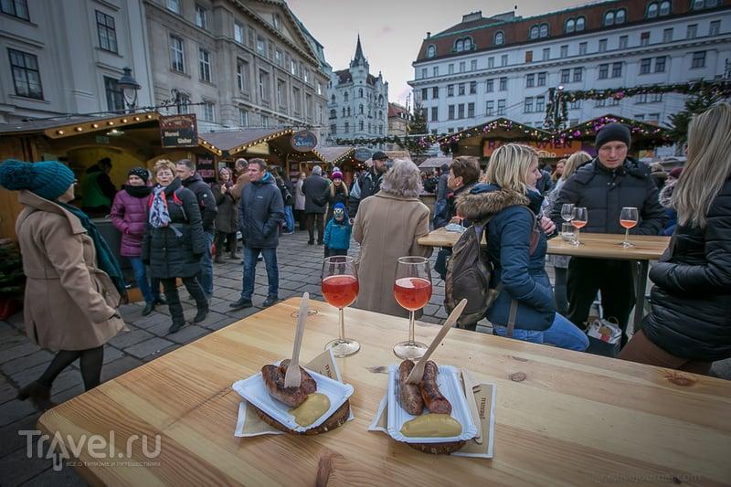 Рождественская Вена / Фото из Австрии