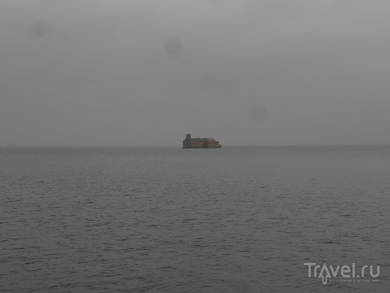 Кронштадт - Неприступный остров / Россия