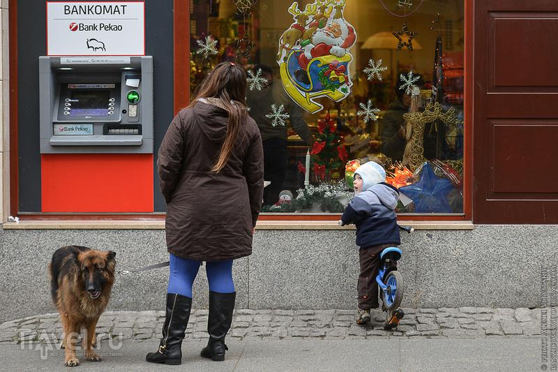 Рождественский Вроцлав / Фото из Польши