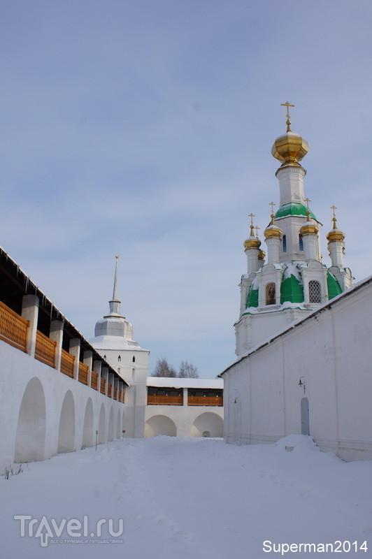 Свято-Введенский Толгский женский монастырь / Россия
